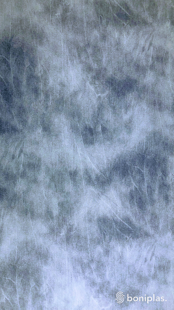 Denim Stone Washed Blue 400mm