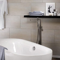 Dumawall+ Multifix Ecru Tile Bathroom Cladding - Floors To Walls