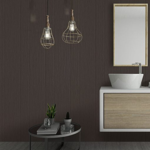 Decorwall Elegance Brown Abstract - Floors To Walls