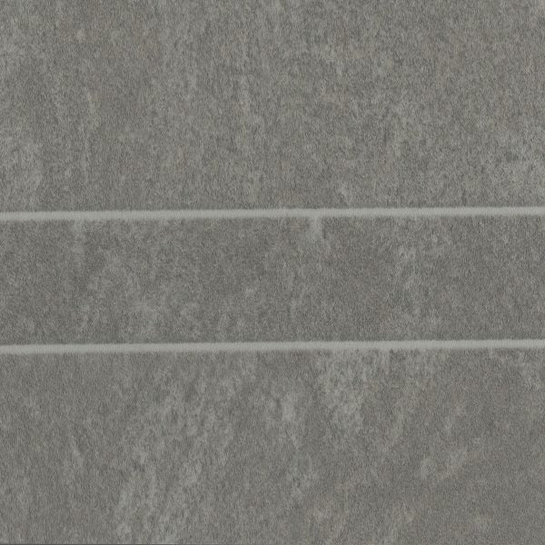 Graphite Standard Tile Bathroom Cladding - Floors To Walls