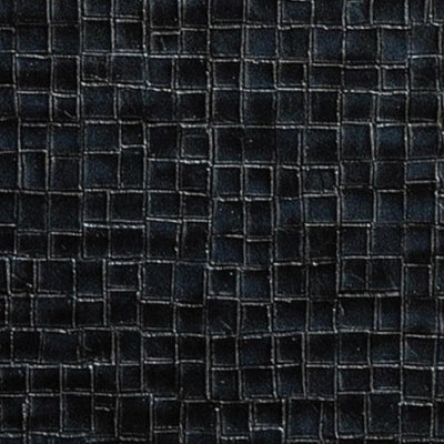 Decorwall Elegance Diamond Black Mosaic Panel - zoom