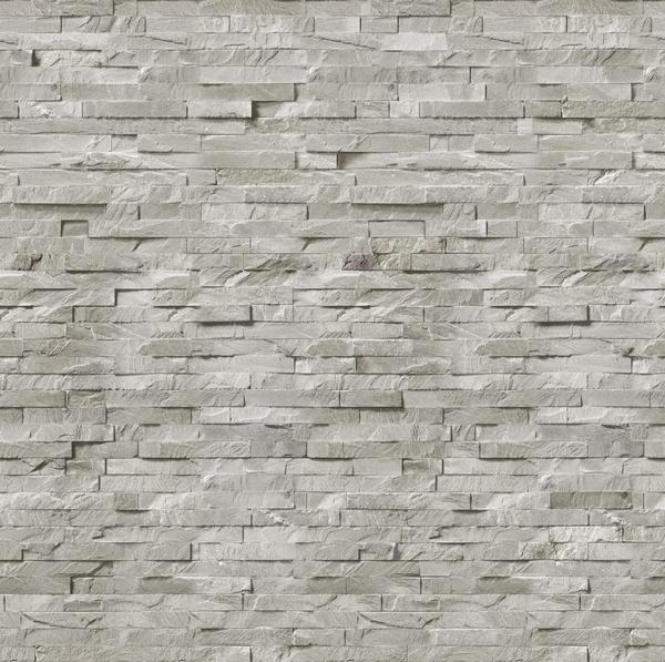Natural Stone Light Grey - 4 Pack - Floors To Walls