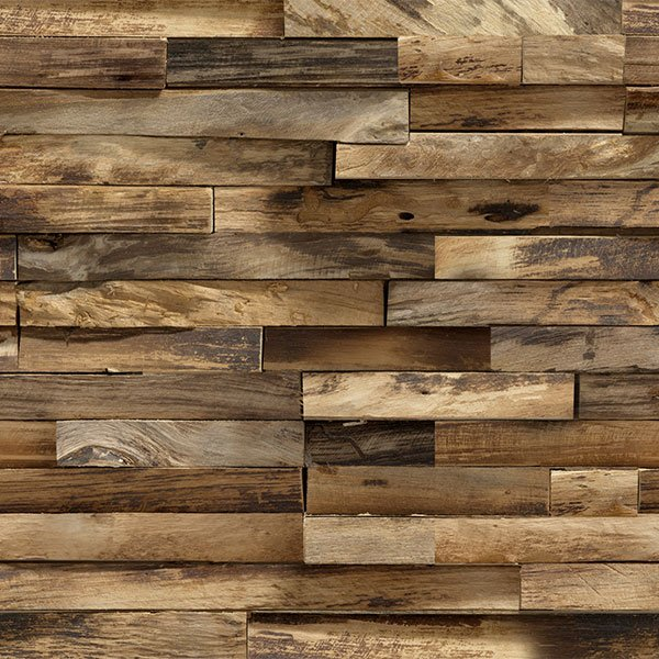 Dumapan SMP Teak Oiled Wood Effect - Floors To Walls