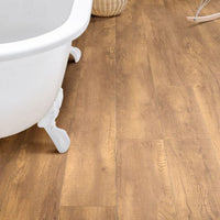 Vivo Wood Click Luxury Vinyl Flooring (LVT) | Huntsville Oak | 2.01sq m - Floors To Walls