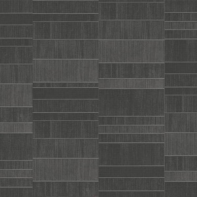 Vox Motivo Modern Décor Anthracite Small Tile Panel - zoom
