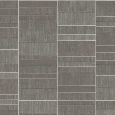 Vox Motivo Modern Décor Graphite Small Tile (4 Pack) Panel - zoom