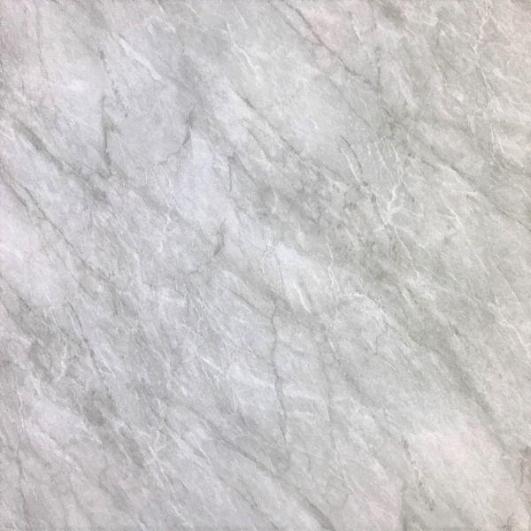 2 Sided Shower Wall Kit - Grey Marble - Floors To Walls