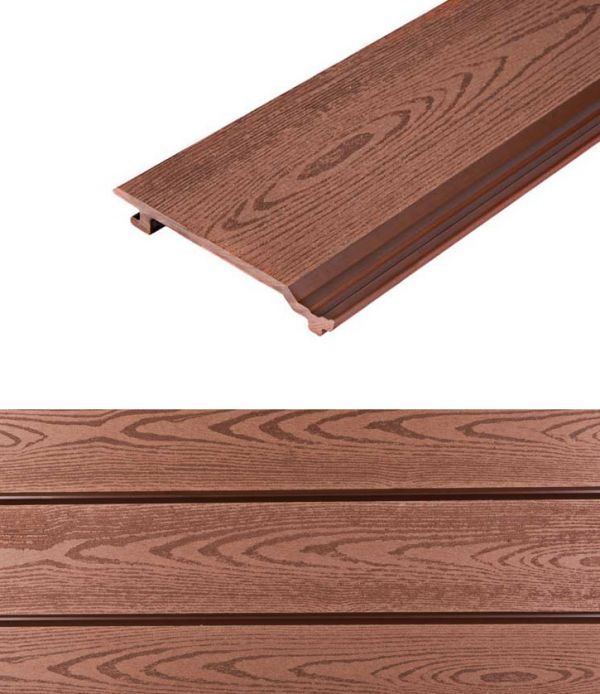 WPC Cladding – Brown