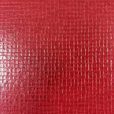 Decorwall Elegance Ruby Red Mosaic - Floors To Walls