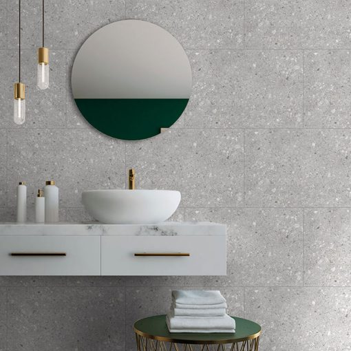 Dumawall+ Multifix Ceppo Solid Tile Bathroom Cladding - Floors To Walls