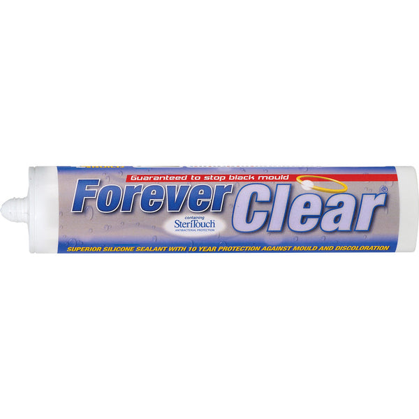 Forever Clear Silicone C3 Size - Floors To Walls