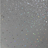 Large Light Grey Platinum Sparkle - 1m Shower Wall Panelling - Floors To Walls