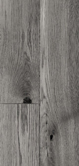 Singiel Distressed Oak Grey Wall Panel from Wall Kit