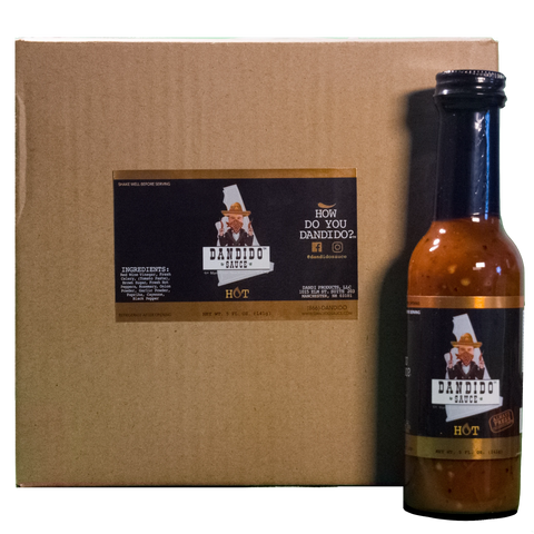 Dandido Sauce - Case of 12