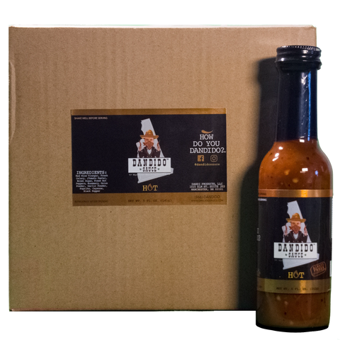 Dandido Sauce - Case of 6