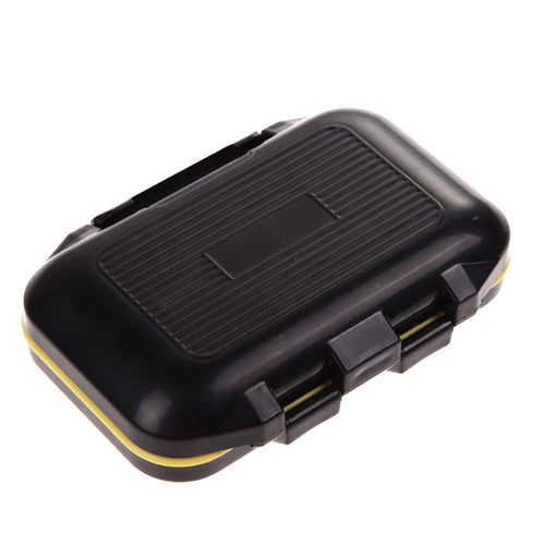 Eco-Friendly Waterproof Fishing Lure Bait Tackle Storage Box Case for Storing Swivels, Hooks, Lures New Arrival