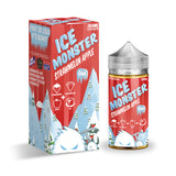 Ice Monster - Strawmellon Apple