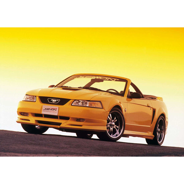 99-04 Ford Mustang (Coupe/Convertible - 3.8 - 3.9) Ground Effects Kit