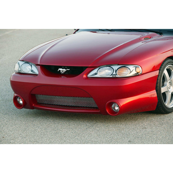 94-98 Ford Mustang (Coupe/Convertible - 3.8 - 5.8) Bumper Cover  - Front