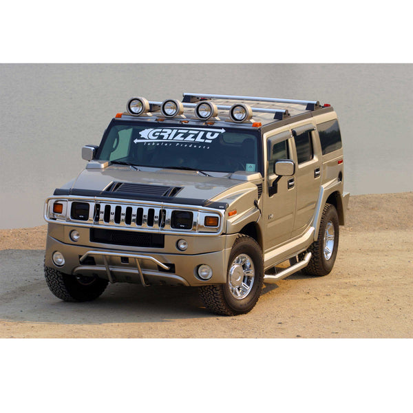 03-09 Hummer H2 Ground Effects Kit