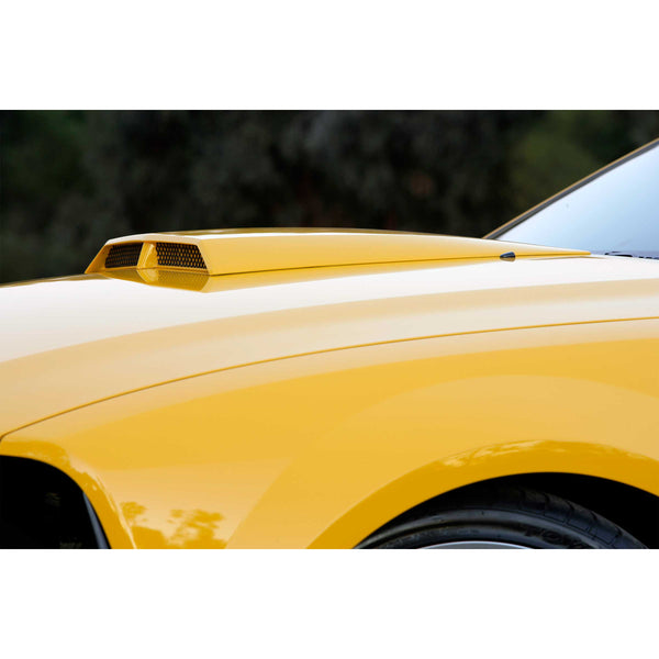 Ford, Dodge (Coupe/Convertible/Sedan) Hood Scoop