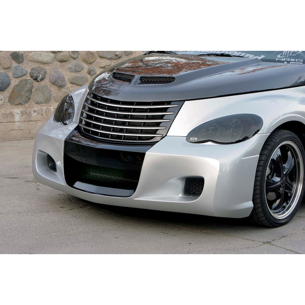 06-10 Chrysler PT Cruiser (Wagon/Convertible) Bumper Cover  - Front