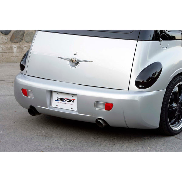 06-10 Chrysler PT Cruiser (Wagon/Convertible) Bumper Cover  - Rear