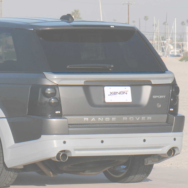 06-09 Land Rover Range Rover Sport Spoiler  - Hatch Window