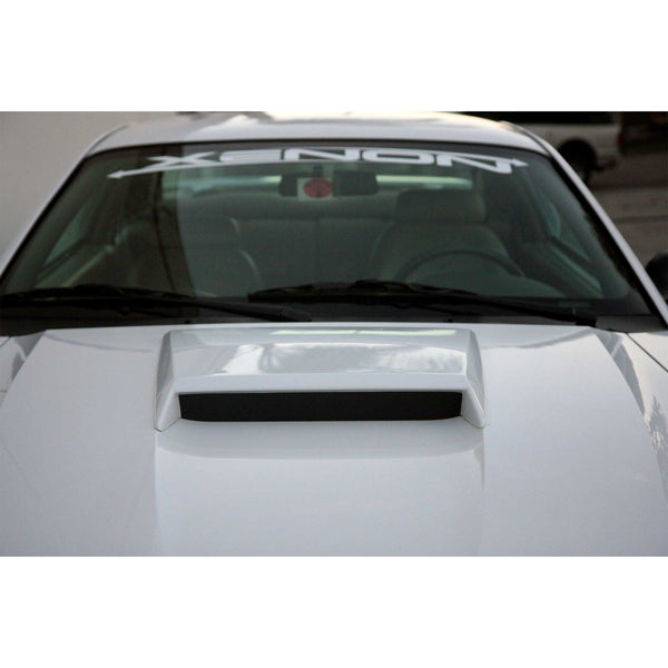 99-04 Ford Mustang (Coupe/Convertible - 3.8 - 4.6) Hood Scoop  - Center