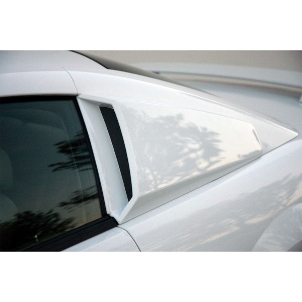 99-04 Ford Mustang (Coupe/Convertible - 3.8 - 5.4) Window Cover  - Quarter
