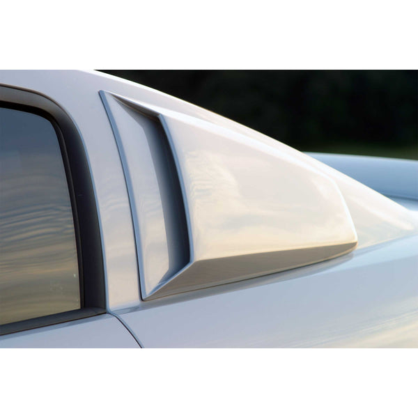05-14 Ford Mustang (Coupe/Convertible - 3.7 - 5.8) Window Cover  - Quarter