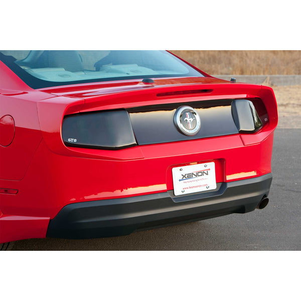 10-14 Ford Mustang (Coupe/Convertible) Spoiler  - Trunk