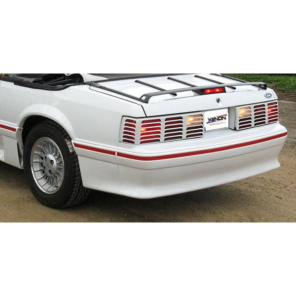 79-93 Ford Mustang Valance Panel  - Rear Lower
