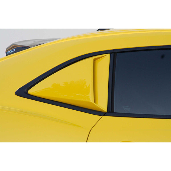 10-15 Chevrolet Camaro (Coupe) Window Cover  - Quarter