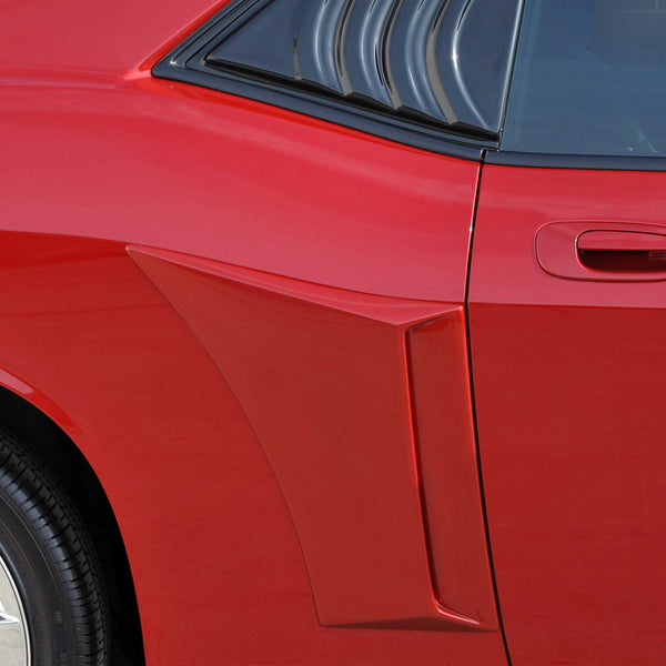 08-19 Dodge Challenger Quarter Panel Scoop  - Rear