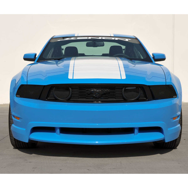 10-12 Ford Mustang GT (Coupe/Convertible) Air Dam  - Front