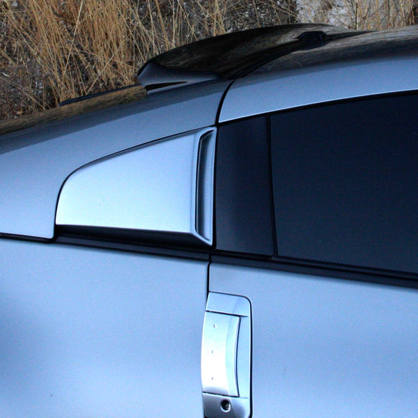 03-08 Nissan 350Z (Coupe) Window Cover  - Quarter