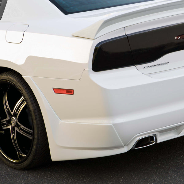 11-14 Dodge Charger Bumper Cover Extension Kit