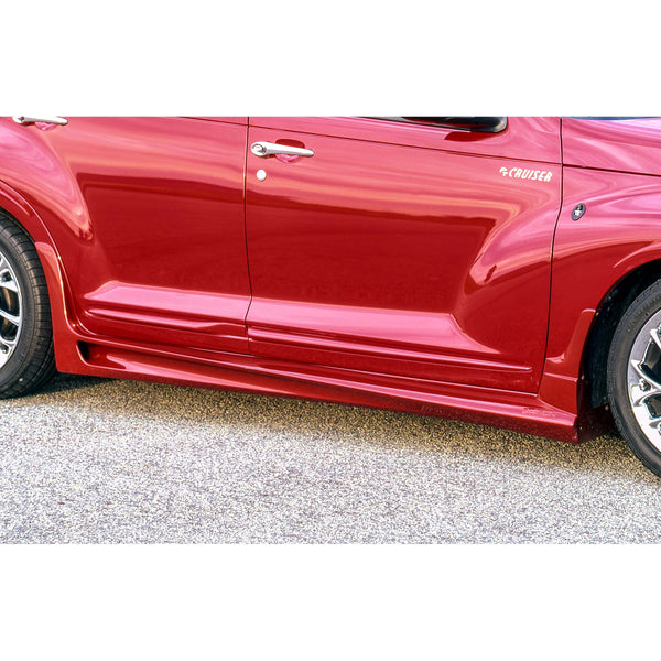 01-10 Chrysler PT Cruiser (Wagon/Convertible) Side Skirt  - Rocker Panel