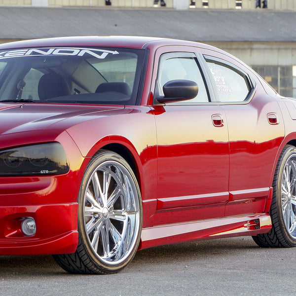 06-10 Dodge Charger Side Skirt  - Rocker Panel