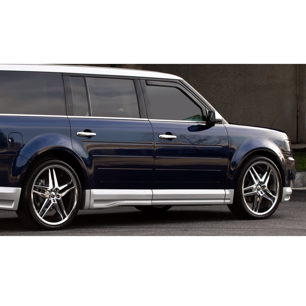 09-19 Ford Flex Side Skirt  - Rocker Panel
