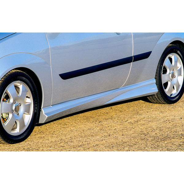 00-04 Ford Focus Side Skirt  - Rocker Panel