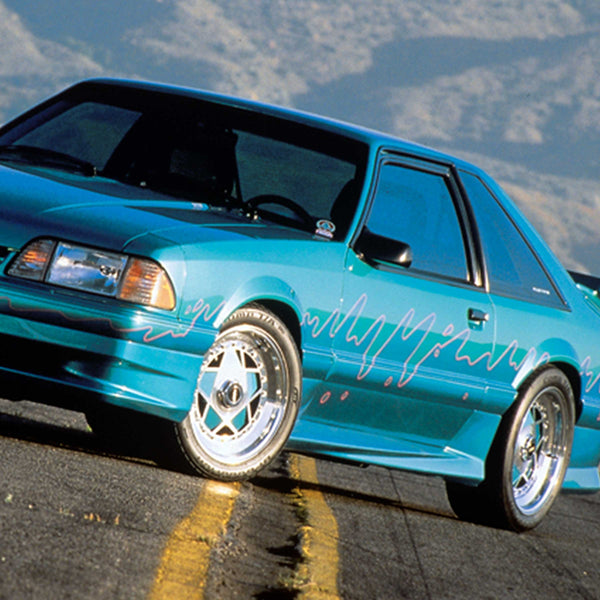 79-93 Ford Mustang Side Skirt  - Rocker Panel