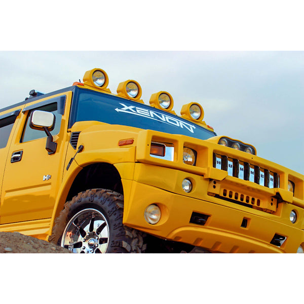 03-09 Hummer H2 Off-Road Light  - Roof Mount