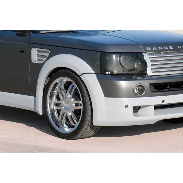 06-09 Land Rover Range Rover Sport Fender Flare Set  - Front and Rear
