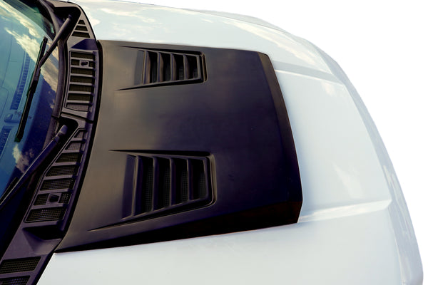Hood Scoop, Powerdome, 2015+, F-150