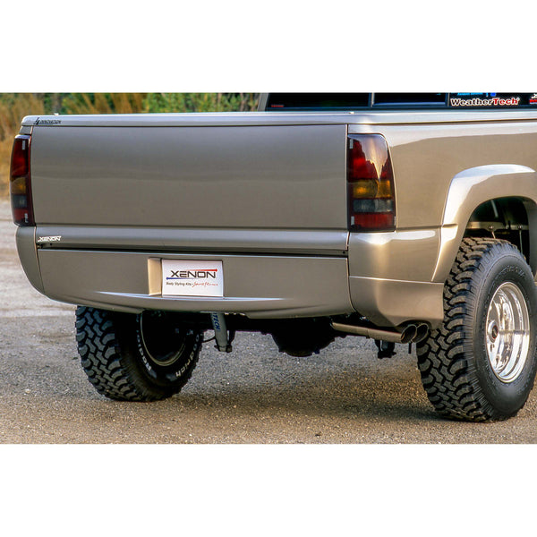 Chevrolet, GMC Roll Pan  - Rear