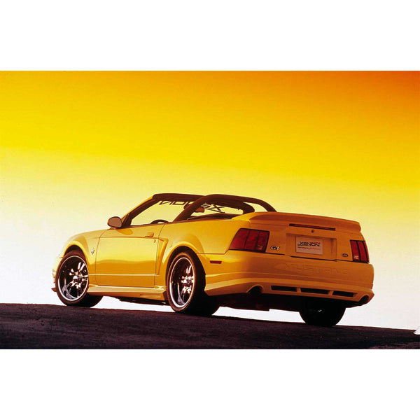 99-04 Ford Mustang (Coupe/Convertible - 3.8 - 4.6) Ground Effects Kit