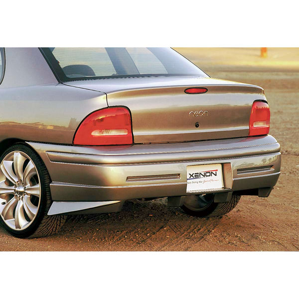 Dodge, Plymouth (Sedan/Coupe) Bumper Cover  - Rear