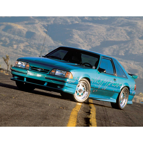 87-93 Ford Mustang LX (Sedan/Hatchback/Convertible) Ground Effects Kit